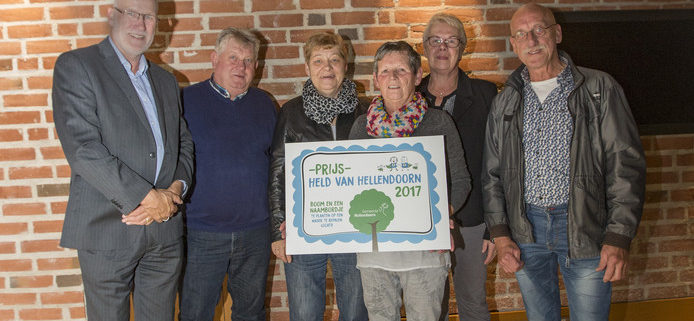 Duurzaam Hellendoorn HeldvanHellendoorn2017